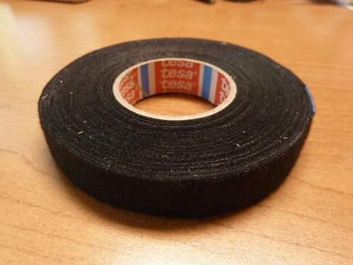 Gewebe Isolierband, 19mm x 15m, 08/02