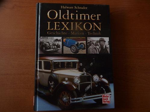 Oldtimer Lexikon Geschichte Marken Technik