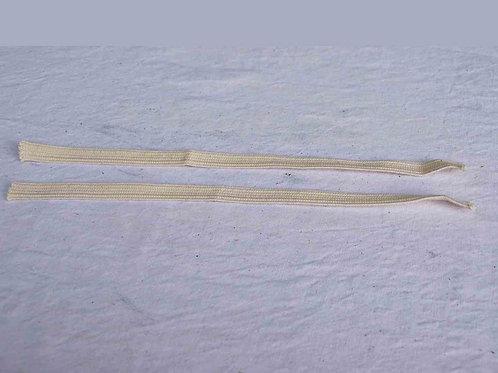 Docht f. Öl/Petroleumlampen 10 mm, Je 0,5 m, 1903-27 Ford Model  T  09/03