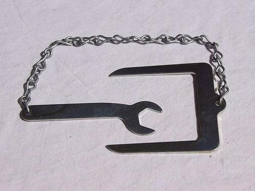 Einstell u.Haltewerkzeug Getriebebänder, Model T, 1909-27,11/04
