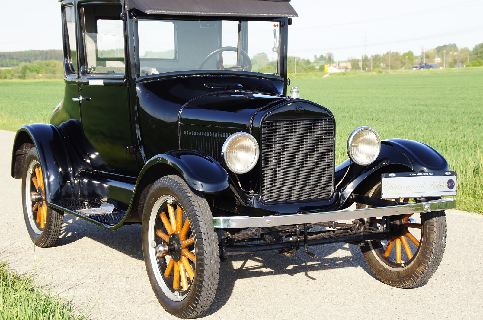 oldtimerstadel ford model t 1926 doctor coupe. Black Bedroom Furniture Sets. Home Design Ideas