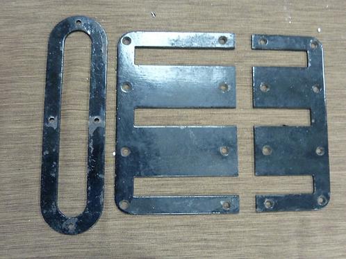 Pedalplatten Ford Model T, 7000519, 12/03