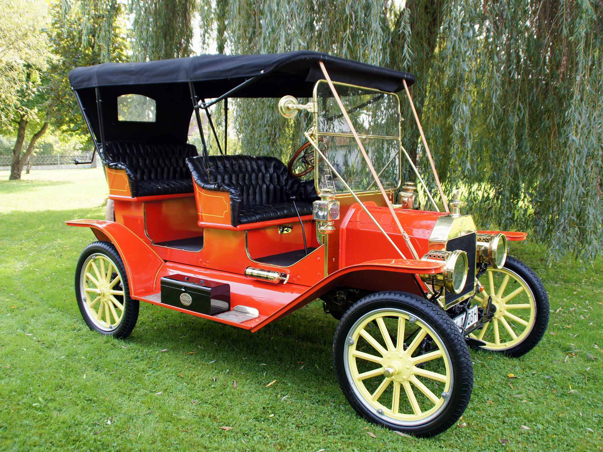 oldtimerstadel ford model t 1911 touring tourabout. Black Bedroom Furniture Sets. Home Design Ideas