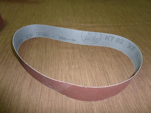 Schleifband Rohrbandschleifer 40x760mm AWUKO Körnung 240