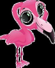 transparent-flamingo-love-clipart-flamin