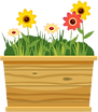 pngtree-flower-bed-icon-cartoon-style-pn