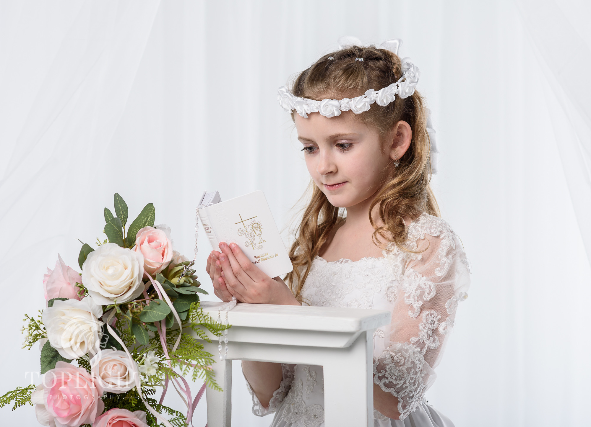 First Communion Photo Session