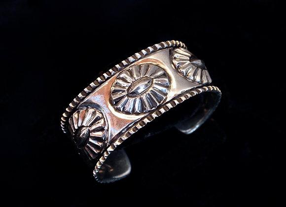 Plain Stamped Bracelet