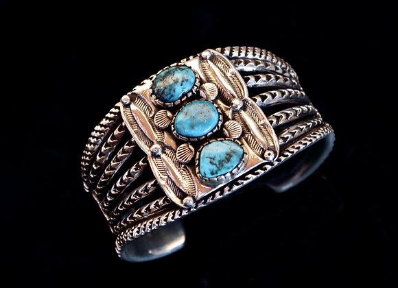 Morenci Turquoise Bracelet
