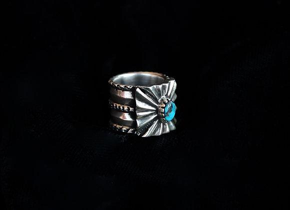 Persian Silver Ring