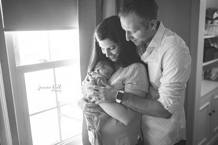 Beverly Hills Newborn Photographer Jenni