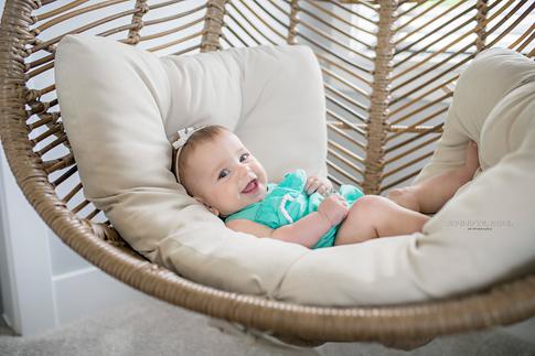 Beverly Hills Newborn Lifestyle Photogra