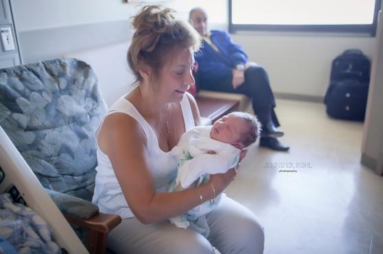 Birmingham MI Newborn Photographer Jenni