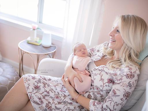 Sloane's Lifestyle Newborn Session