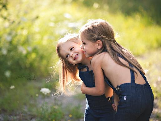 Sister lovin'