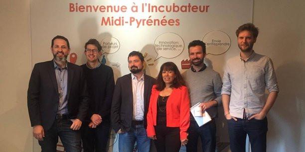 La nouvelle promotion de l'Incubateur Midi-Pyrénées