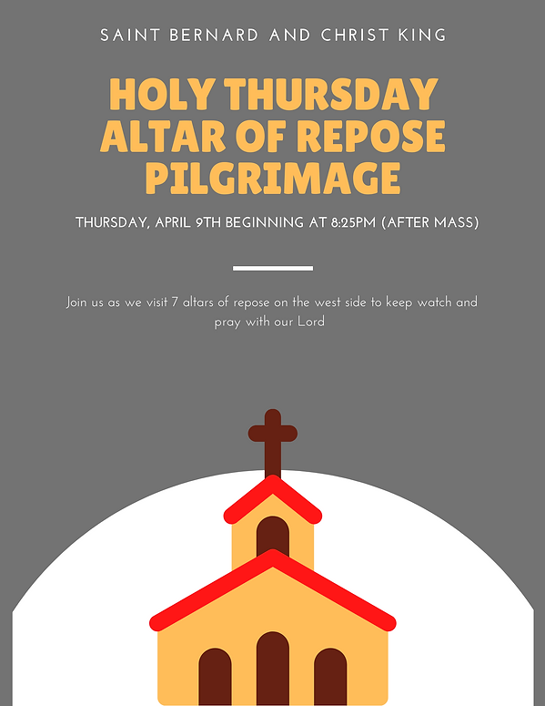 2020 Altar of Repose Pilgrimage Front.pn