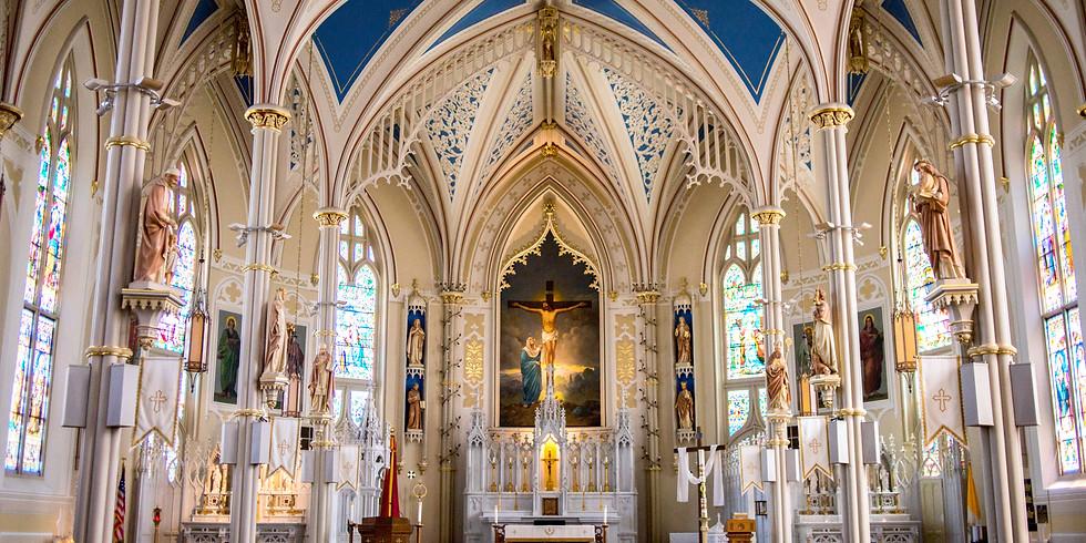 Altar of Repose Pilgrimage