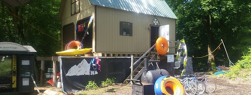 Chiques Rock Outfitters has all the outdoor equipment you need to enjoy the Susquehanna River