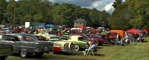 Pig Iron Fest & Car Show at the Musselman Furnace is the last Saturday in September