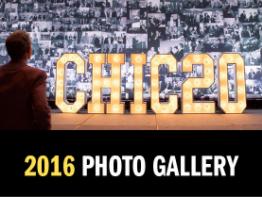 2016 CHIC Photo Gallery