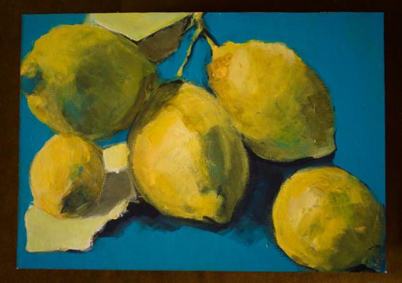 Les citrons de Virginie