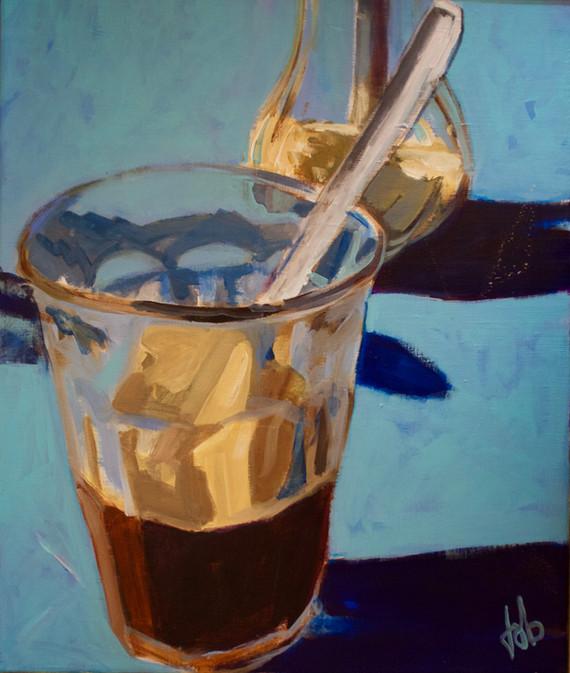 Café sucré à Carnel
