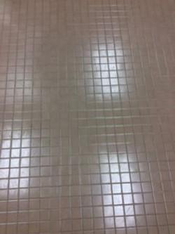 Ceramic Tile Floor Project: Matthews