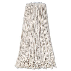 Premium Standard Head, Cotton Fiber Mop Head