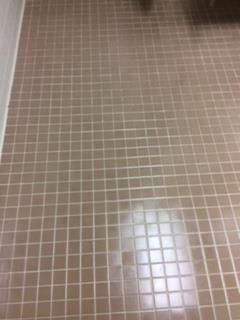 Ceramic Tile Floor Project: Matthews