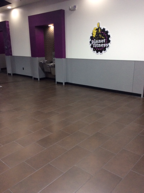 Planet Fitness Clean Up