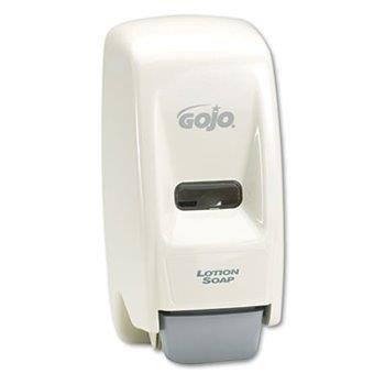Soap Dispenser White 800/ML