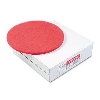"20"" Red Floor Pad (Spray Buff)   ea."