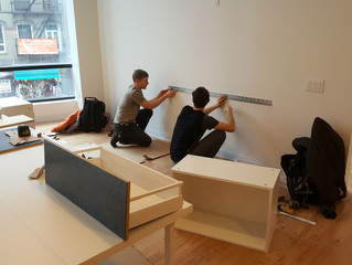 IKEA Furniture Assembly Service in NYC
