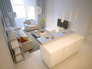 How to Live Big in Small Apartments?