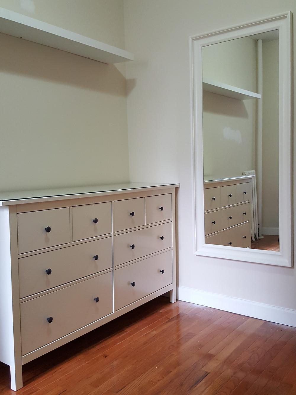 Ikea Assembly Service - Brooklyn, NYC Bedroom Dresser