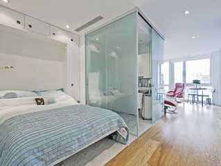 Smart Design Ideas For Your Studio Apartment or How To Make The Most Out of Your Tiny Studio?