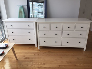 IKEA Drawer Units and Storage Cabinets Assembly