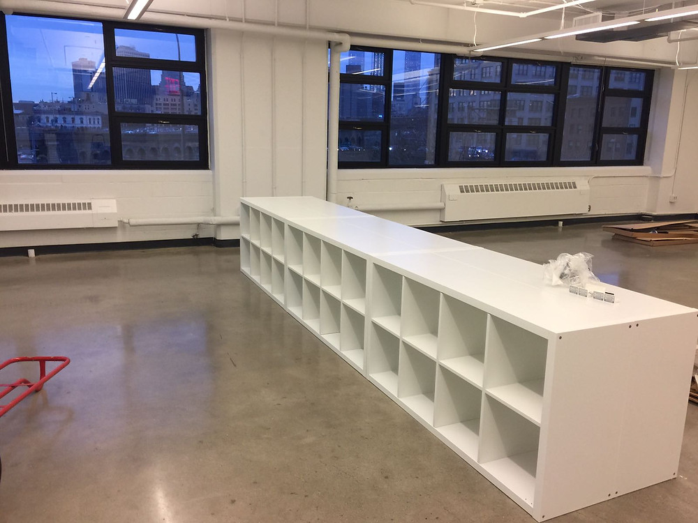 IKEA Assembly Service for Office
