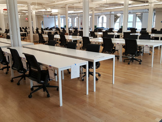 IKEA Office Design in NYC