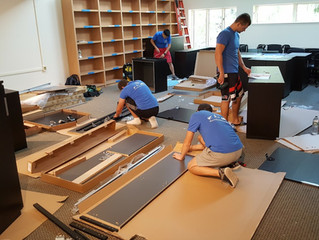 What is Flat Pack Furniture?
