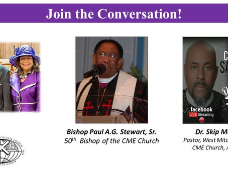 An Afternoon Conversation with Bishop Paul A.G. Stewart, Sr.