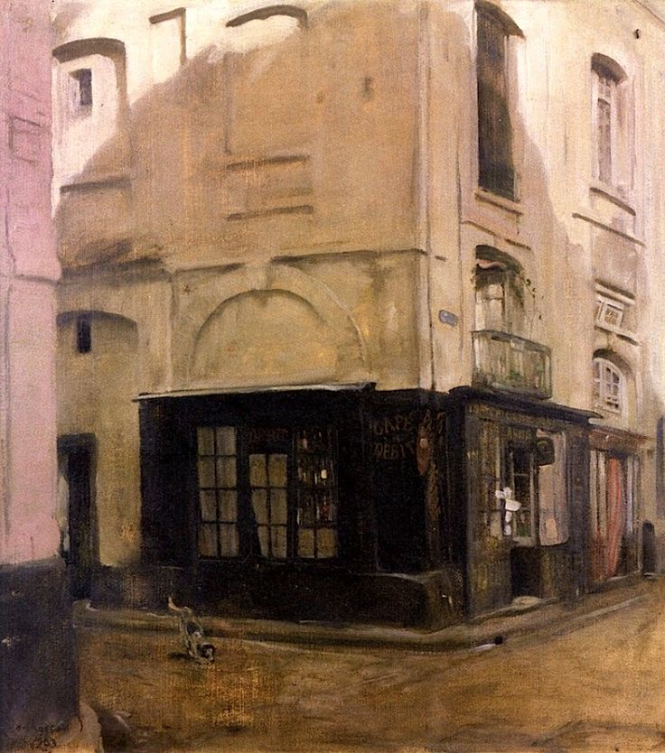 Café en Dieppe