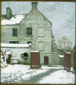 Sutton Veny, 1927