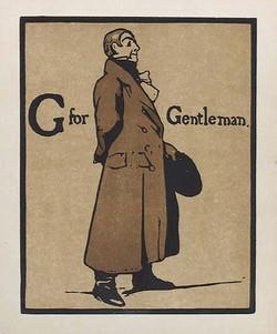 G for Gentleman