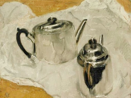 William Nicholson - 'A painter's painter'