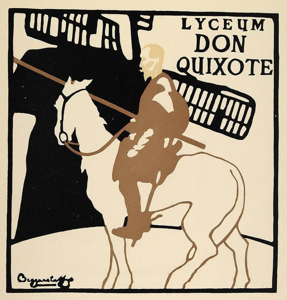Don Quixote, Beggarstaffs