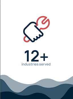 12+ Industries are being served by ShareDocs Enterpriser