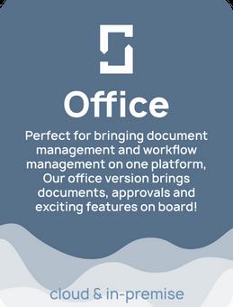 ShareDocs Enterpriser Office Version