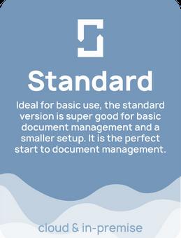 ShareDocs Enterpriser Standard version
